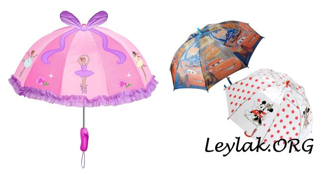 2016 Çocuk şemsiye modelleri ve fiyatları ne kadar