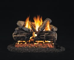 Peterson Vented Gas Logs