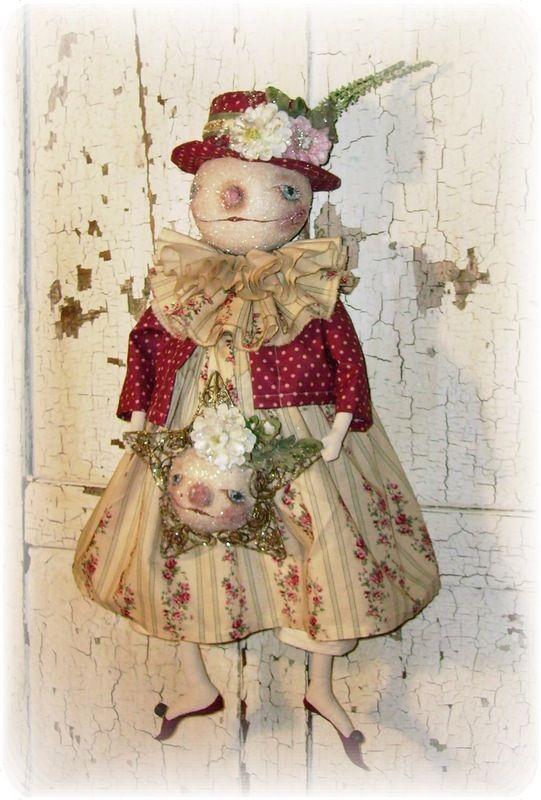 подборка кукол - 18 Января 2013 - Кукла Тильда. Всё о Тильде, выкройки, мастер-классы.