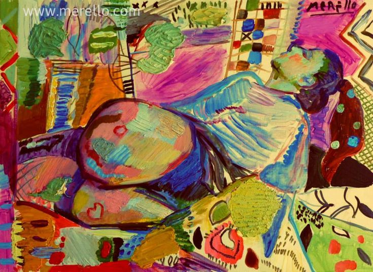 """ARTE ACTUAL EN ESPAÑA. Jose Manuel Merello.- """"Alice."""" Arte contemporáneo. Pintores españoles actuales. Arte actual siglo 21. Pintura moderna. Comprar cuadros de artistas contemporaneos. México, Miami, Madrid. Arte, Lujo e Inversión. Invertir en Arte Moderno. http://www.merello.com"""