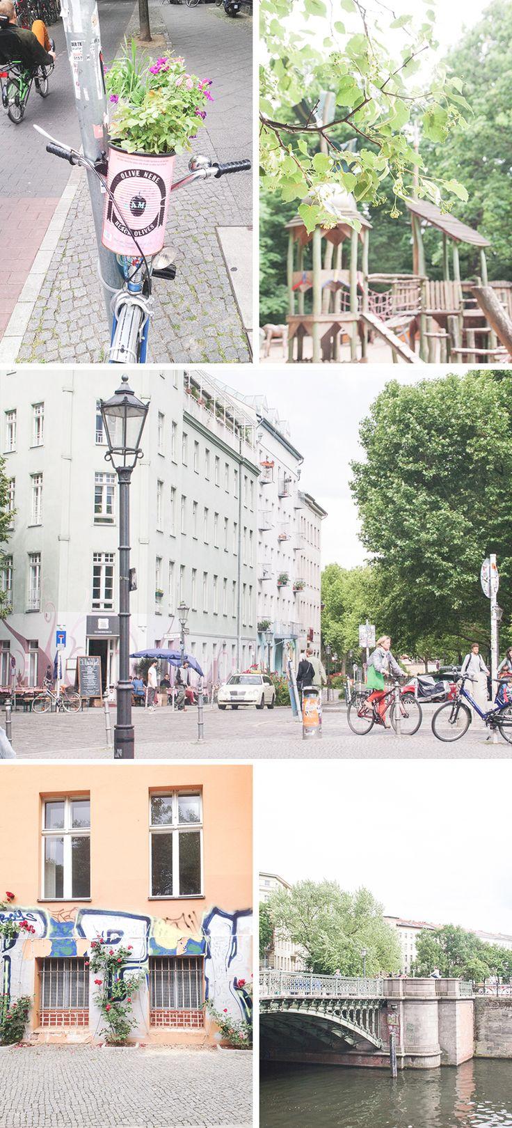 Un week-end à Berlin (becomeadinosaur)