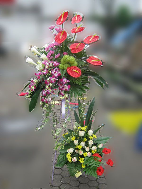 Rangkaian Bunga Bandung