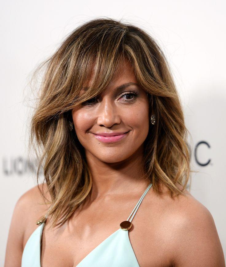 Surprising 1000 Ideas About Jennifer Lopez Short Hair On Pinterest Short Hairstyles Gunalazisus