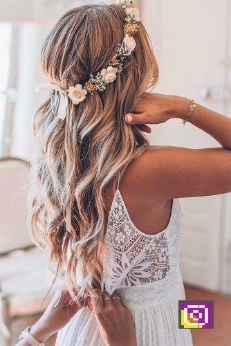 Wedding 27 schöne Hochzeit Haarschmuck Ideen & Tipps