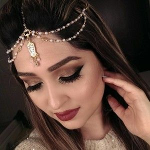 @nazanasghar Bridal Matha Patti Headpiece Bridal Tikka headpieces maang tikka matha patti Eid, Muslims, indian jewellery, Jewellery, Pins, Pin, Muslimah, Ar