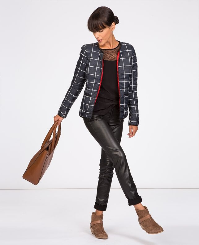 Thin coat | Coats and jackets | Comptoir des Cotonniers