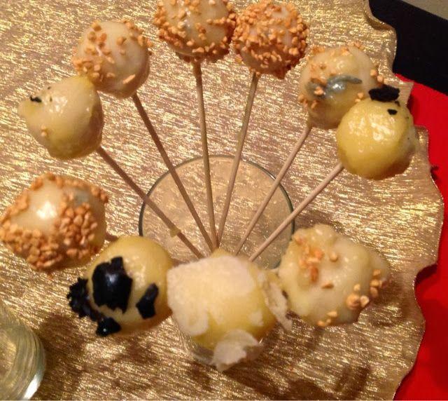 Palato appagato: Cake pops salati (lecca lecca salati)