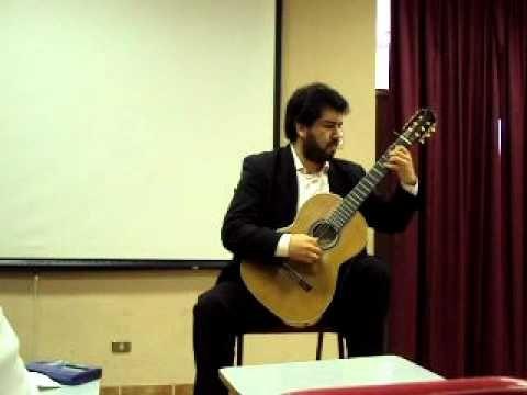 Concierto Guitarra UPLA - YouTube