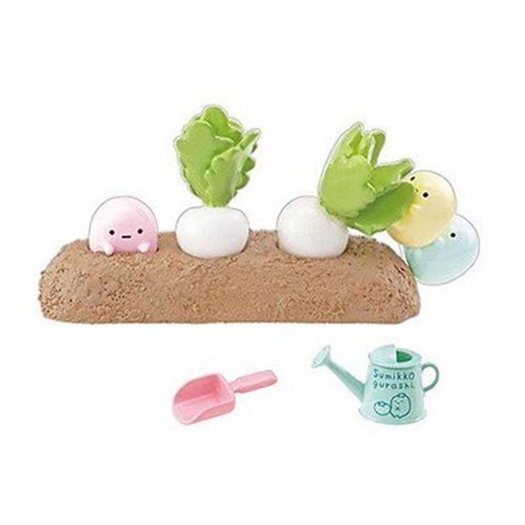 NEW Miniature Toy plow field 3 Tapioka San X Sumikko Gurashi Animal Toys Gift | eBay
