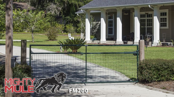 Mighty Mule FM200 Automatic Gate Opener