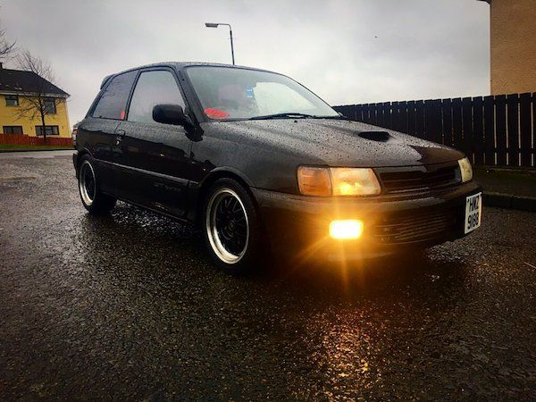 Modified Cars For Sale In Ireland トヨタカローラ トヨタ スターレット