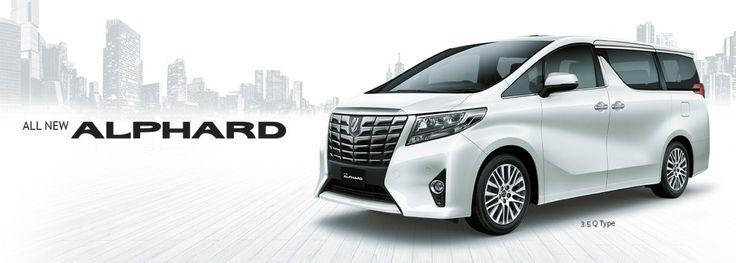 Spesifikasi dan Harga Mobil Toyota Alphard Magelang