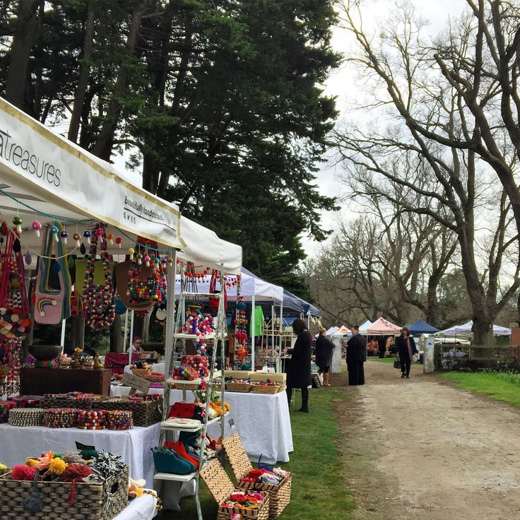 Somers Winter Market, August 2015