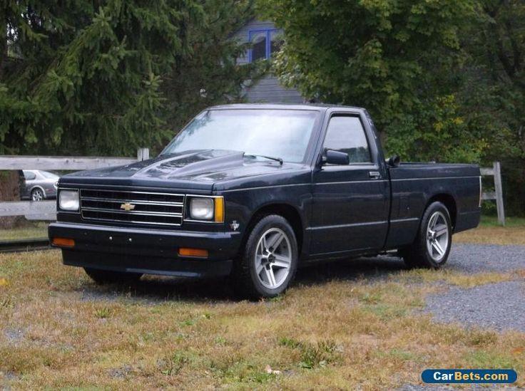 1985 Chevrolet S-10 #chevrolet #s10 #forsale #unitedstates