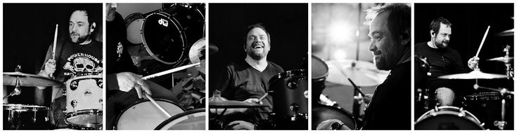 """Mark Sheppard + Drums (x) """