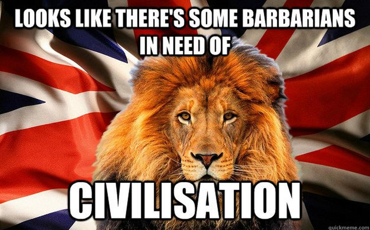 Image result for the British empire memes