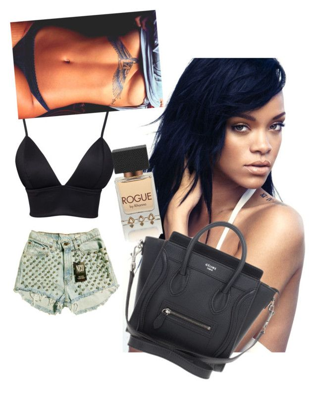 """Rihanna Kollektion!"" by marinellamikkelsen on Polyvore featuring Club L"