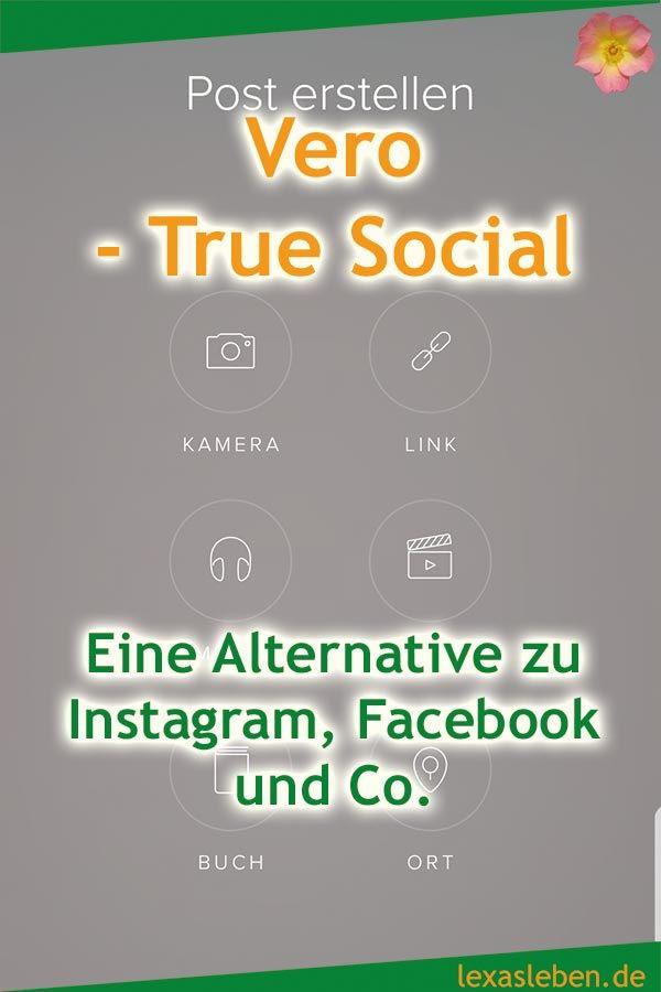Vero - True Social ist der neueste App-Trend und will Instagram, Facebook und Co. Konkurrenz machen. Doch was kann die App und wie können vor allem Buch- und Filmblogger sie für sich nutzen? https://lexasleben.de/vero-true-social-app/