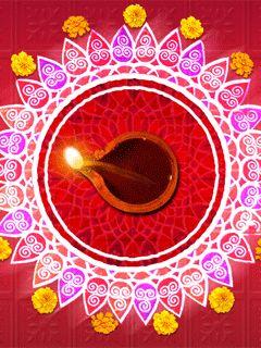 diwali animation pics