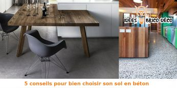 *5 conseils pour bien choisir son sol en béton*  Tous les types de bétons s'invitent dans les pièces de la maison. Que vous le préfériez brut, teinté, raffiné ou dallé, avec l'aide du Malaxeur Mortier, vous pourrez vous même confectionner votre béton.  #Diy   #inspiration   #bricolage   #astuces  http://fr.tools4pro.com/blog/137_malaxeur-mortier-5-conseils-choisir-sol-beton
