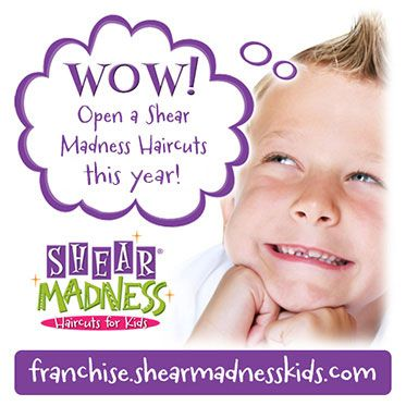 Ten reasons why Shear Madness isn't just a cool place for kids, but is also a concept that may potentially translate into long-term financial success! Check it out at: http://franchise.shearmadnesskids.com/blog/10-reasons-to-invest-in-an-awesome-shear-madness-kids-hair-salon-franchise #everychildmatters #helpingkids #orchardpark #northkansascity #lakeforest #irvine #orangecounty #california #missouri #newyork #albuquerque #sanantonio #desmoines #kansascity #olathe #houston #texas #iowa