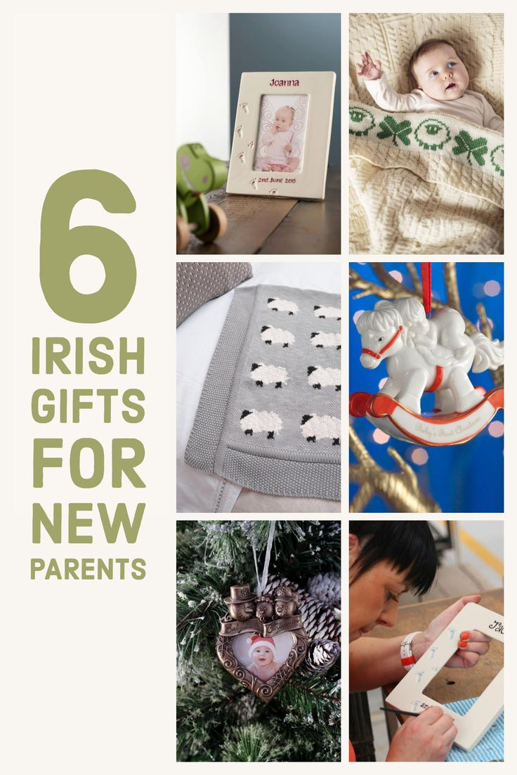 6  Irish Gifts for New Parents #GIfts #Presents #GiftIdeas #GiftsForParents #Christmas #ChristmasGifts #Christmas #baby #newborn
