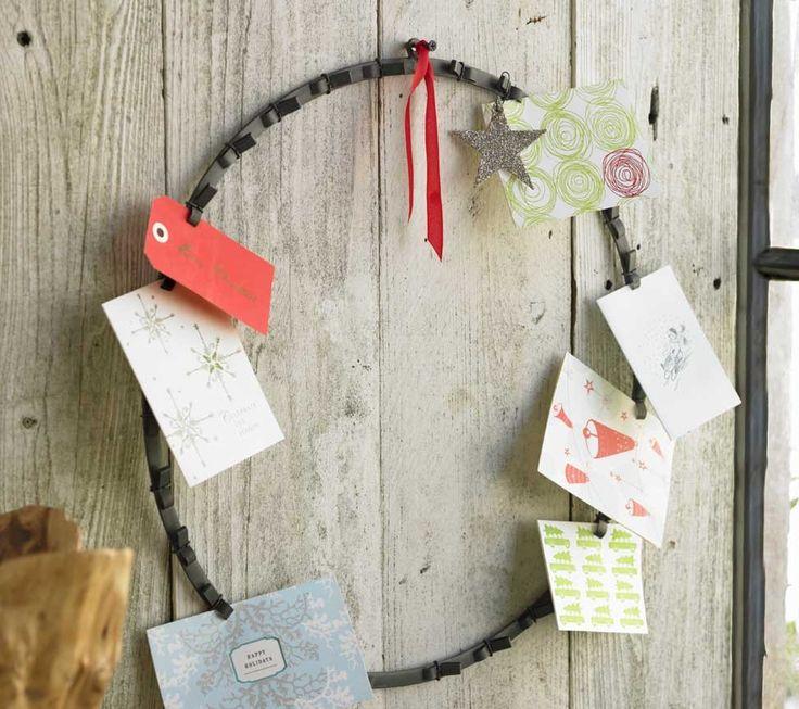 Card Wreath - VivaTerra