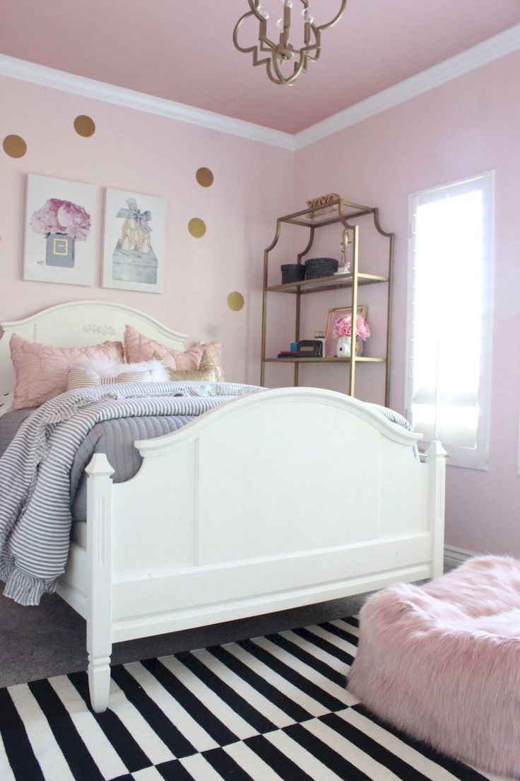 Best 25+ Bedroom makeovers ideas on Pinterest | Pink gold bedroom ...