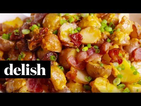 Irrésistibles? Ces pommes de terre au bacon auront un succès complètement fou! - Ma Fourchette