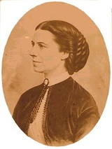 Clara Barton  Founder of American Red Cross