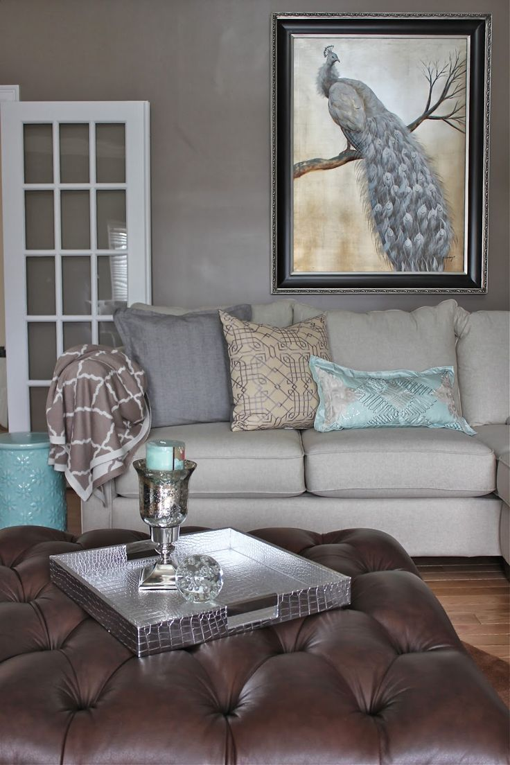 Home Decor Palette: Neutrals Plus One