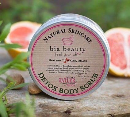Detox Body Scrub 250ml €19.95