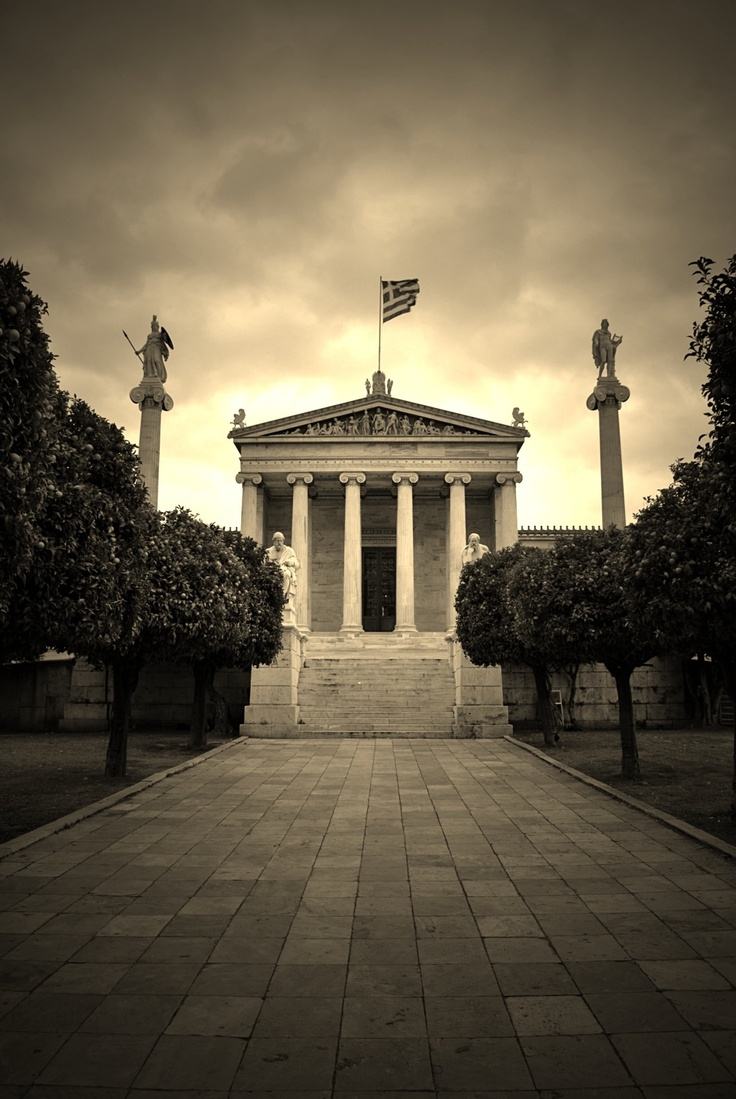 The Academy of Athens Athens, Greece…