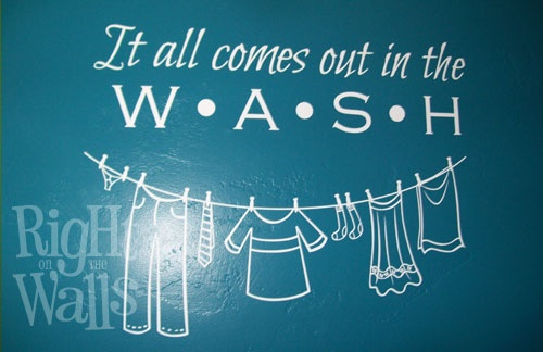 Sweet little laundry room sign.: Sweets, Signs Quotes, Laundry Laundry, Wisdom, Laundry Rooms, Laundry Room Signs