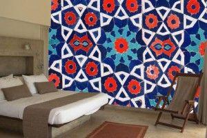behang marokkaans motief - Google zoeken