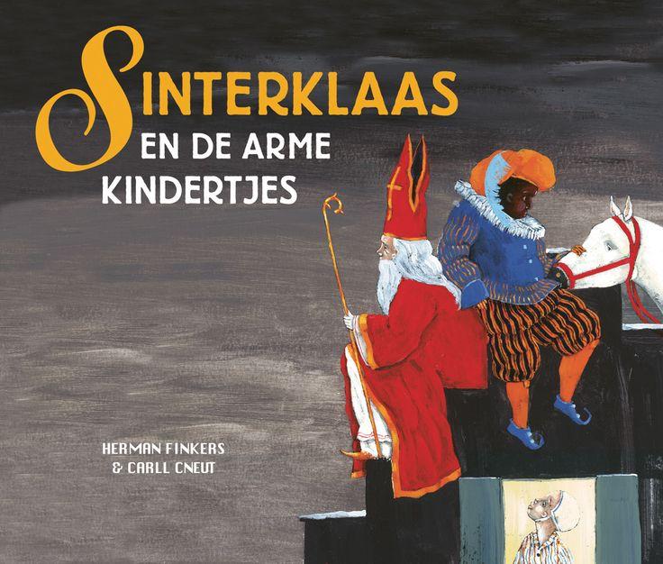 Sinterklaas en de arme kindertjes - sinterklaasprentenboeken.nl