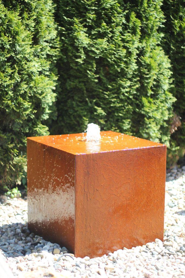 ber ideen zu cortenstahl auf pinterest gartenbrunnen sichtschutz f r garten und. Black Bedroom Furniture Sets. Home Design Ideas