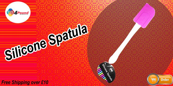 Awesome Kitchen Products at #4pound store.Buy Silicone Spatula with 50% Discount