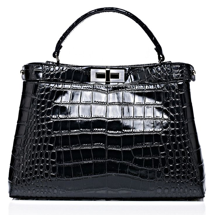 Genuine Baggage - Lux Haide Telulah Black  Italian Leather Handbag, $339.00 (http://www.genuinebaggage.com.au/lux-haide-black-italian-leather-handbag-in-style-telulah/)