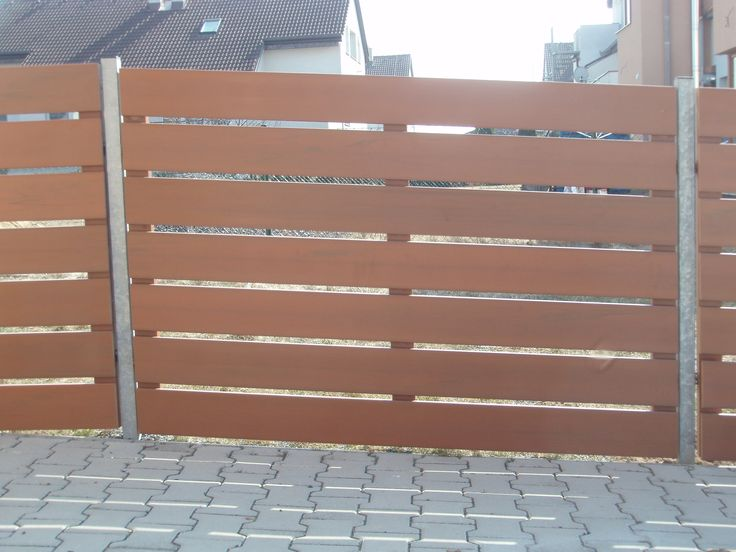 Plastový plot z plotovek Everwood
