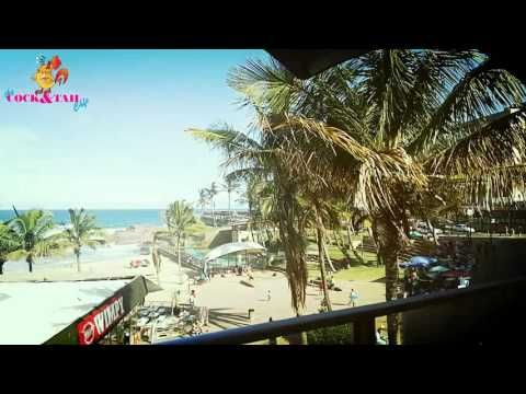 #Breathtaking views from our deck VIDEO HERE http://bit.ly/297UtEJ #SeaViews #Beach #Ocean #MeetSouthAfrica #Margate #KZNSouthCoast