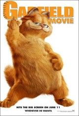 Garfield: La película - ED/Cine/363
