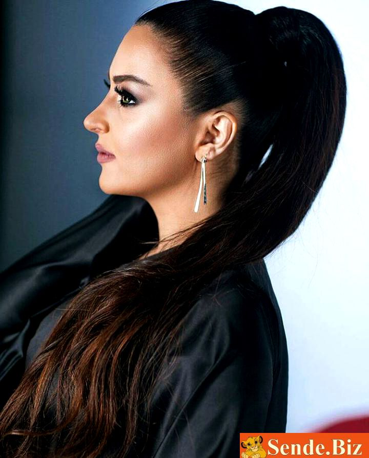 Vusal Ibrahimov Ft Vəfa Sərifova Ayna Hoop Earrings Fashion Earrings