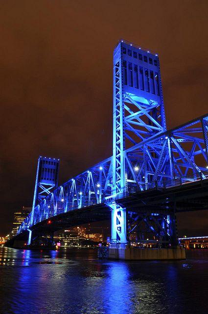 Main Street Bridge, Jacksonville, Florida