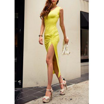 Yellow Dresses For Women | Cheap Cute Womens Dresses Casual Style Online Sale | DressLily.com