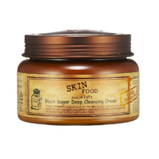 [skinfood] Black Sugar Deep Cleansing Cream