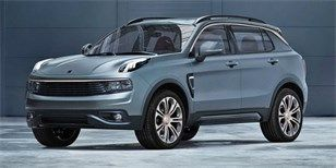 Nový bratr Volva: Lynk & Co představuje koncept SUV