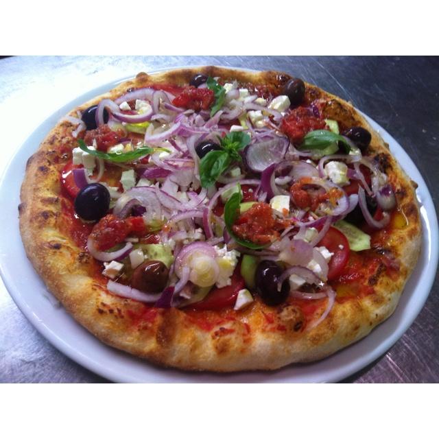 Pizza Greca 2012
