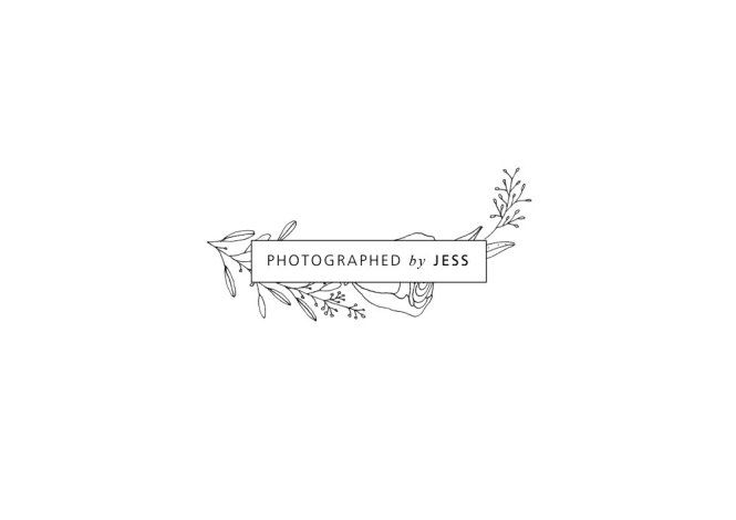Logo for Jessica Stafford by Maria Magdalena Atelier