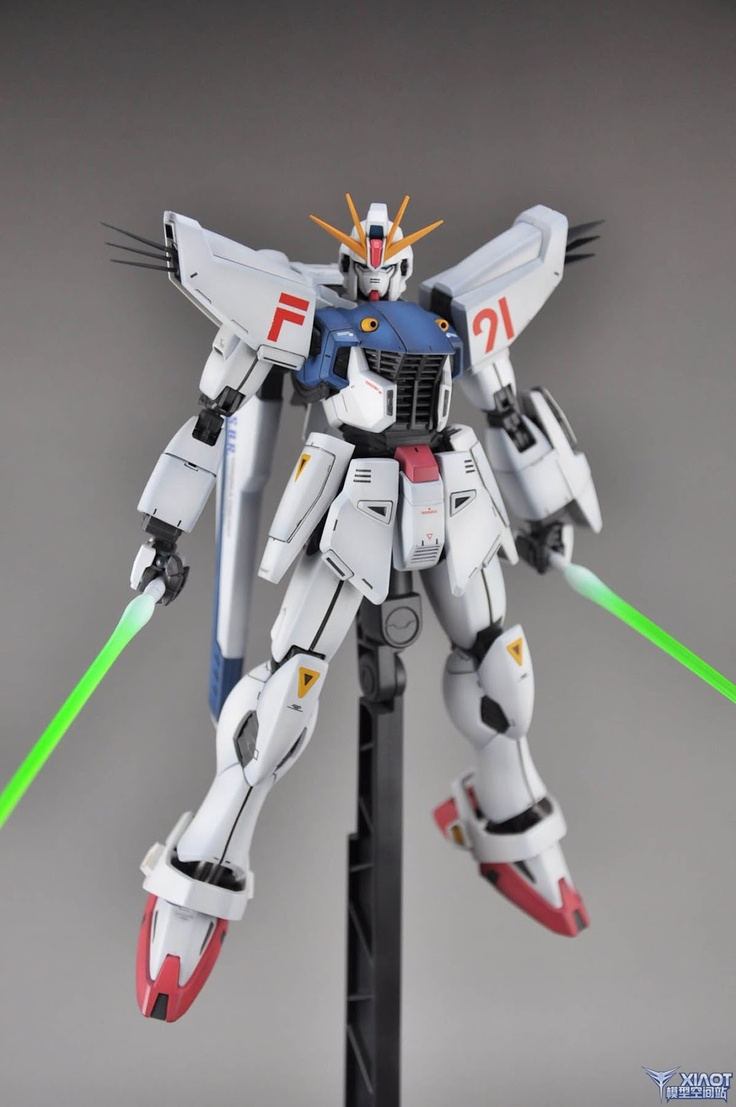 GUNDAM GUY: MG 1/100 Gundam F91 - Painted Build | Gunpla/Figures/Toys | Pinterest | Gundam ...